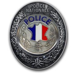 Plaque de Ceinture Police Française