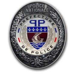 Plaque de Ceinture Préfecture de Police PP Préfécture de Police PCEPPPP Préfécture de Police