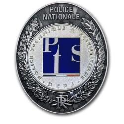 Plaque de Ceinture Police PTS PTS Police Technique et Scientifique PCEPTSPTS Police Technique et Scientifique
