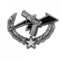 Insigne CNT Tireur Qualifié Accueil CNT30Accueil