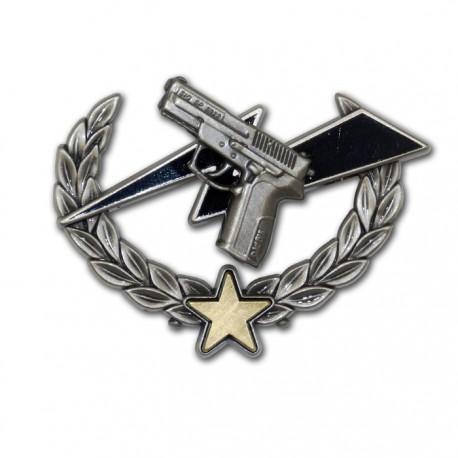 Insigne CNT Tireur Bronze Accueil CNT32Accueil