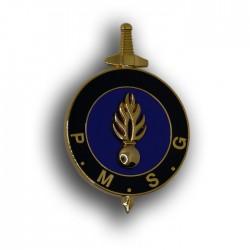 Insigne / Brevet PMSG Gendarmerie Brevets / Diplomes BRG06Brevets / Diplomes