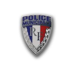 Insigne calot Police Municipale Accueil IPM06Accueil