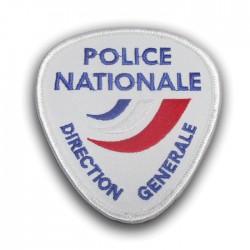 Ecusson Tissu Brodé Police Nationale Direction Generale Modèles Disponibles à la Vente ECUPNDGModèles Disponibles à la Vente