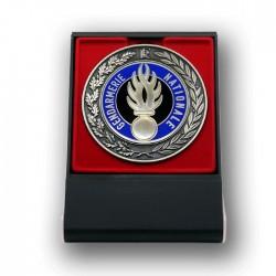 Médaille de Table gendarmerie Médailles de Table MDT70GDECRMédailles de Table