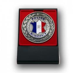 Médaille de Table Police Municipale