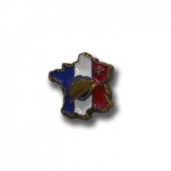 Pin's Résistance croix de lorraine Accueil PINRAccueil