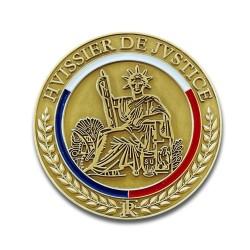 Médailles de porte carte Huissier de Justice Médailles de portes cartes MDPHUBMédailles de portes cartes