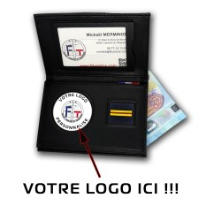 porte-carte 3 volets grade personnalisable Porte-cartes PCAP006Porte-cartes