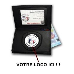 porte-carte 3 volets ADM personnalisable Porte-cartes Personnalisables PCAP005Porte-cartes Personnalisables