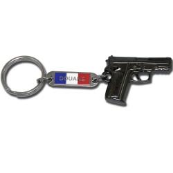 Porte clés pistolet Douanes Portes Clés PCLD01Portes Clés