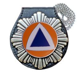 Plaque de Ceinture Protection Civile Protection Civile PCEPCProtection Civile