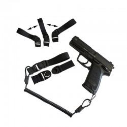 Dragonne Pistolet Accessoires DRA001Accessoires