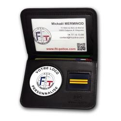 porte-carte 2 volets grade personnalisable Porte-cartes Personnalisables PCAP002Porte-cartes Personnalisables