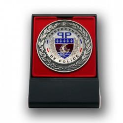 Médaille de Table Police PP Médailles de Table MDT70PPECRMédailles de Table