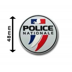 Magnet PVC Police 3 griffes Au Bureau  MAGPVCP3GAu Bureau