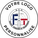medaille doming personalisable