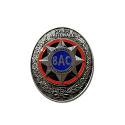 Plaque de Ceinture BAC ETOILE Police Nationale PCEBACPolice Nationale