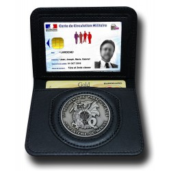 Porte Carte 2 volets RPIMA Administratif Porte carte RPIMA PCA001Porte carte RPIMA