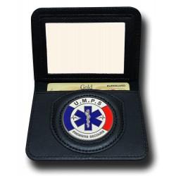 Porte Carte 2 volets UMPS Administratif Porte carte Secours PCA001Porte carte Secours