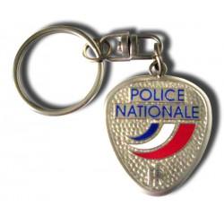Porte clés Police Nationale 3 Griffes Accueil PCLP02Accueil