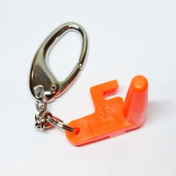 Porte clés Témoin de Chambre Vide TCV Accueil PCL000Accueil