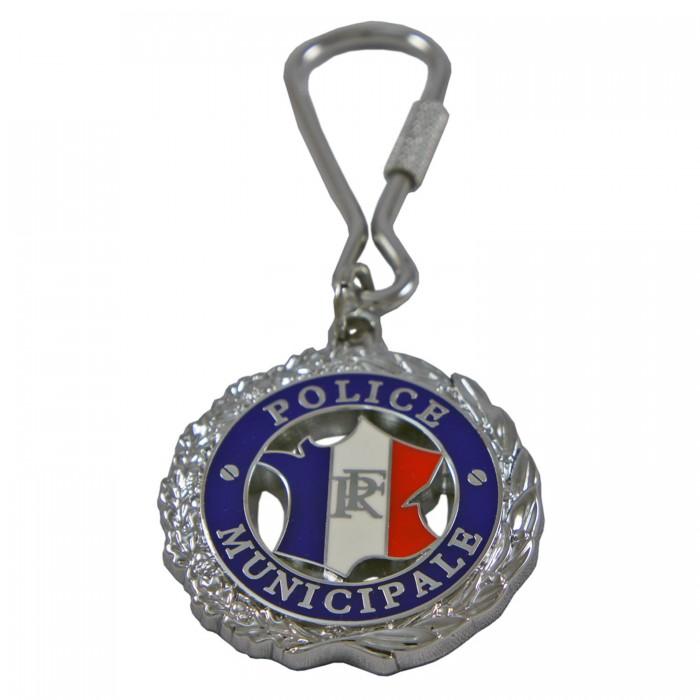 Porte medaille police municipale
