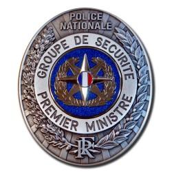 Plaque de Ceinture GSPM Accueil PCE903Accueil