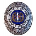 Plaque de Ceinture GSPM