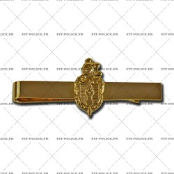 Pince Cravate Gendarmerie Mobile Accueil PCRG03Accueil