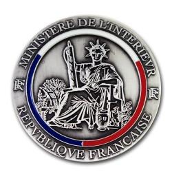 Médaille de Table Ministère de L'intérieur Accueil MED107Accueil