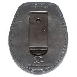 Cuir pour plaques de ceinture + chainette