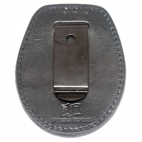 Cuir pour plaques de ceinture + chainette Cuir Amovible PCE000Cuir Amovible
