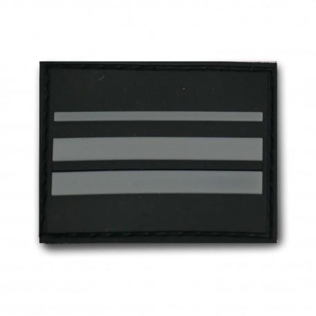 Grade Poitrine Caoutchouc Brigadier Major Accueil GDP05Accueil