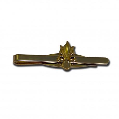 Pince Cravate Légion étrangère Accueil PCRG06Accueil