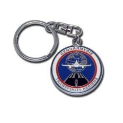 Porte clés Gendarmerie GTA Accueil PCLG13Accueil