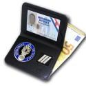 Porte Carte 2 volets Billet Gendarmerie + Grade