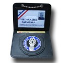 Porte Carte Chaînette Gendarmerie Administratif