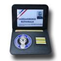 Porte Carte 2 volets Gendarmerie + Grade