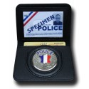 Porte-Carte Police 2 volets Administratif