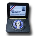 Porte Carte 2 volets Gendarmerie Administratif