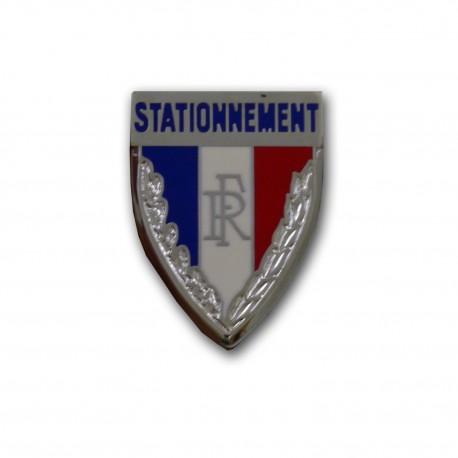Insigne calot Police Municipale Stationnement Accueil IPM05Accueil