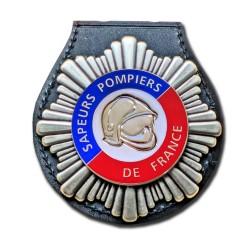Plaque de Ceinture Pompier de France Pompier PCEPDFPompier