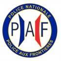 Porte-carte Police Aux Frontieres PAF