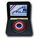 Porte carte administration pénitentiaire 2 Volets