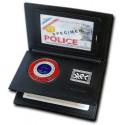 Porte carte administration pénitentiaire 3 Volets